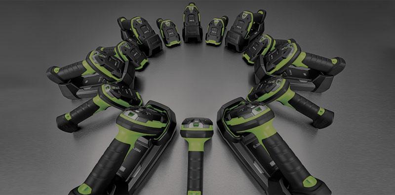набор от 15 модела индустриални скенери Zebra