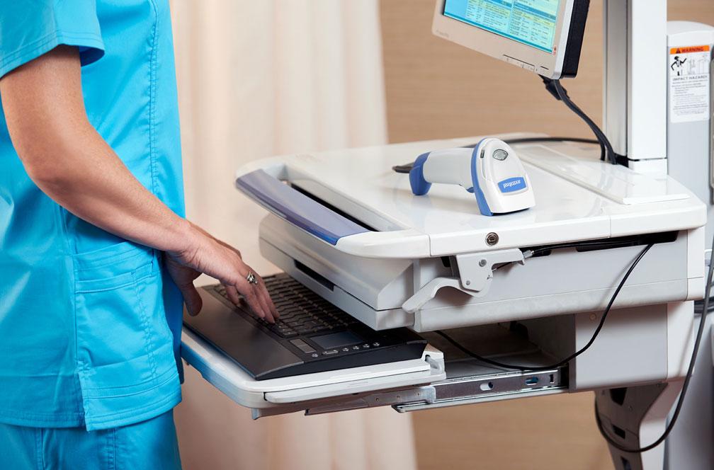 баркод скенер Zebra DS4308 за медицински нужди