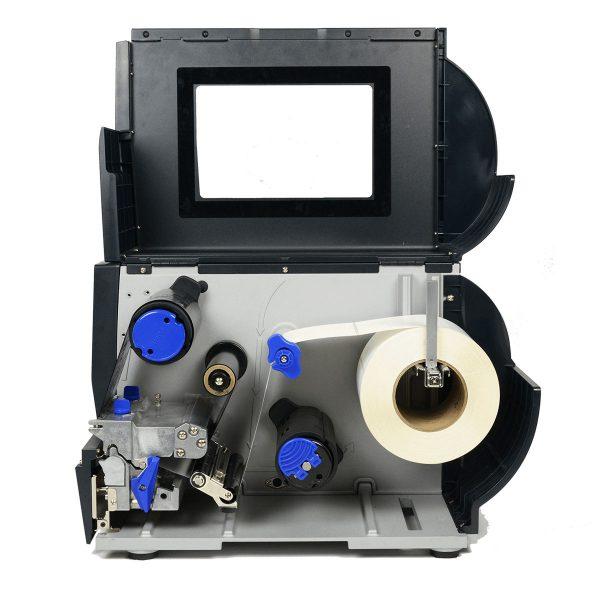 Printronix T6000 поглед отвътре