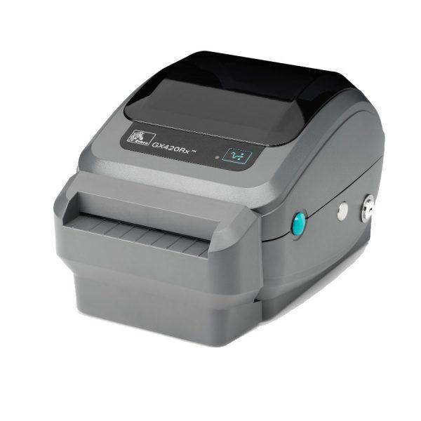 Настолен етикетен принтер Zebra GX420