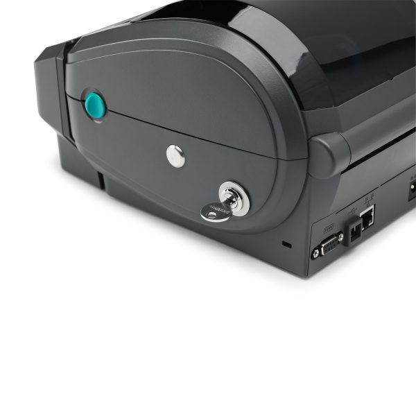 Настолен етикетен принтер Zebra GX420 ключалка