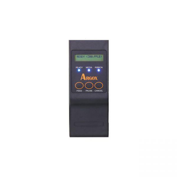 Индустриален баркод принтер Argox iX4-350 дистанционно