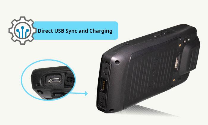 Мобилен компютър M3 SL10-K с Android инфографика 3