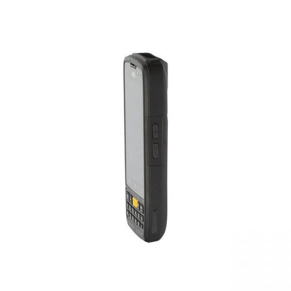 Мобилен компютър M3 SL10-K с Android поглед отстрани