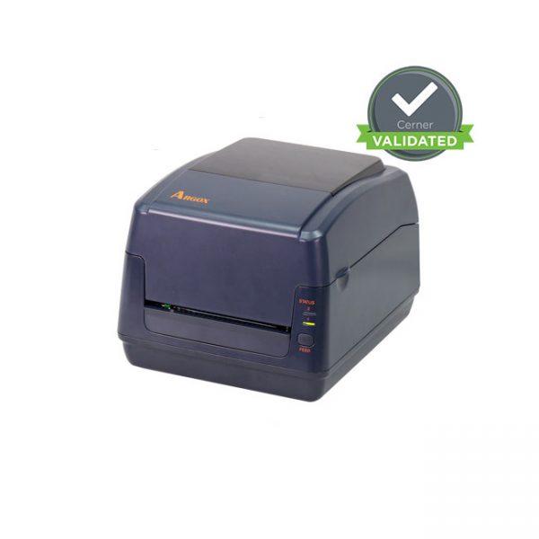 Настолен етикетен принтер Argox P4-350 затворен