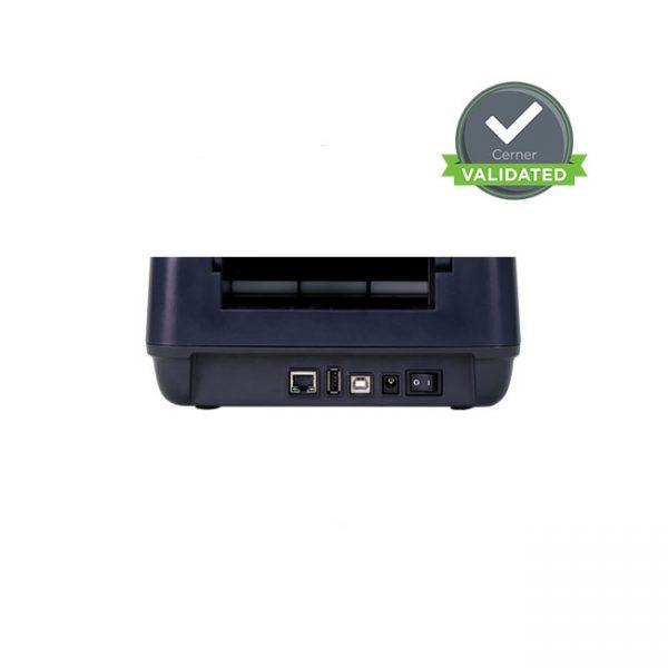 Настолен етикетен принтер Argox P4-350 изходи