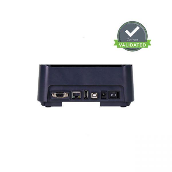 Настолен етикетен принтер Argox D4-250 изходи