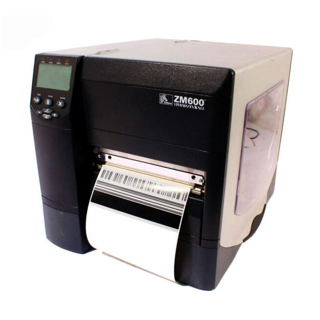 Индустриален етикетен принтер Zebra ZM600