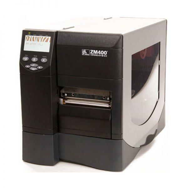 Индустриален етикетен принтер Zebra ZM400