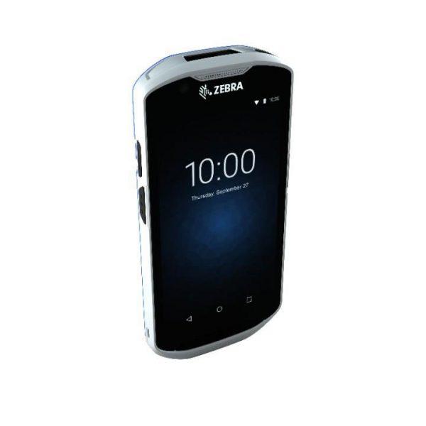 Мобилен компютър Zebra (Motorola) TC52 изглед горен ляв