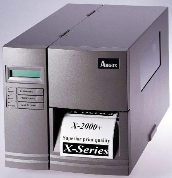 Индустриален етикетен принтер Argox X-2000+