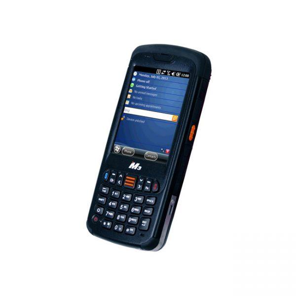Мобилен компютър M3 Black страничен изглед