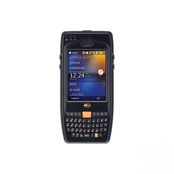 Мобилен компютър M3 OX10 – 1G с qwerty клавиетура фронтален поглед