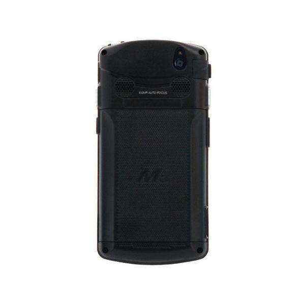 Мобилен компютър M3 SM10 с Android поглед отзад