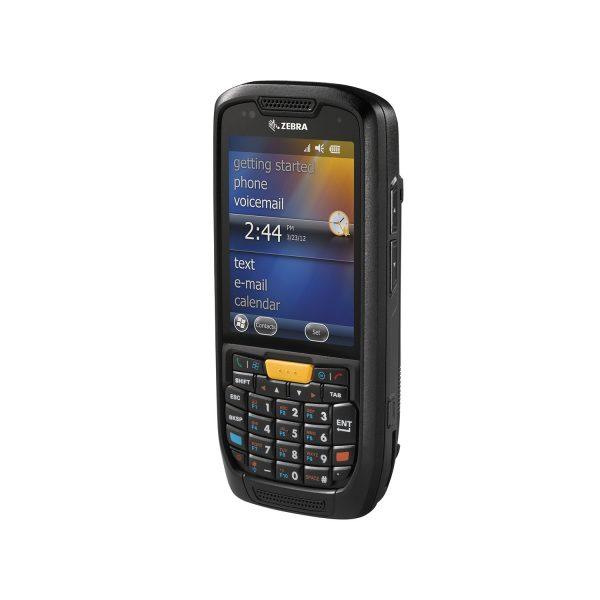 Мобилен компютър Zebra (Symbol / Motorola) MC45 изглед отстрани