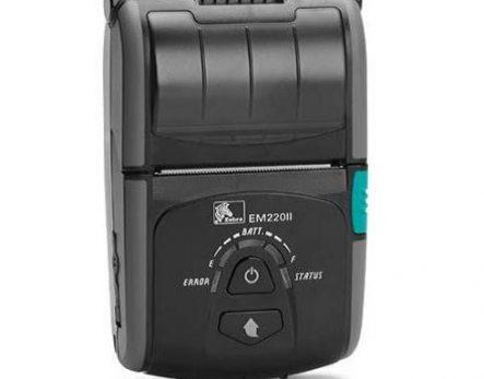 мобилен принтер Zebra EM220II