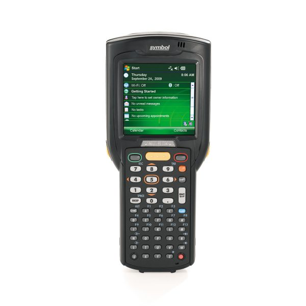 Мобилен компютър Zebra (Symbol / Motorola) MC3190-G фронтален изглед