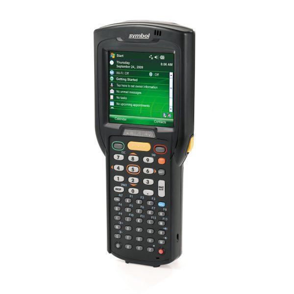 Мобилен компютър Zebra (Symbol / Motorola) MC3190-G страничен изглед