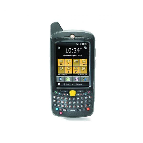 Мобилен компютър Zebra (Symbol / Motorola) MC65 поглед отпред