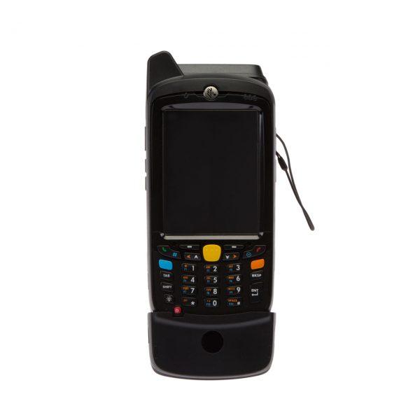 Мобилен компютър Zebra (Symbol / Motorola) MC65 с аксесоари поглед отпред