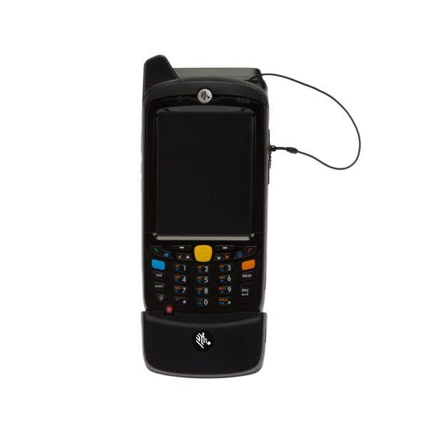 Индустриален мобилен компютър Zebra (Symbol / Motorola) MC67 поглед отпред