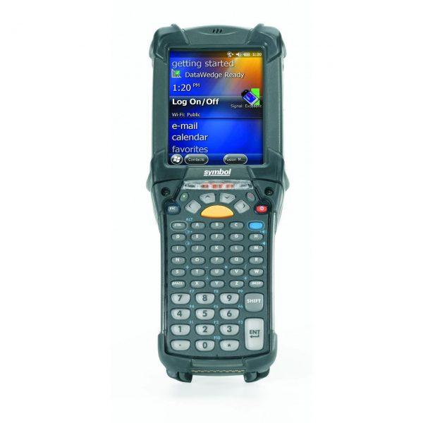 Индустриален мобилен компютър Zebra (Symbol / Motorola) MC9190-G фронтален изглед
