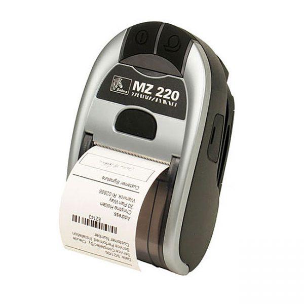Мобилен етикетен принтер Zebra MZ220