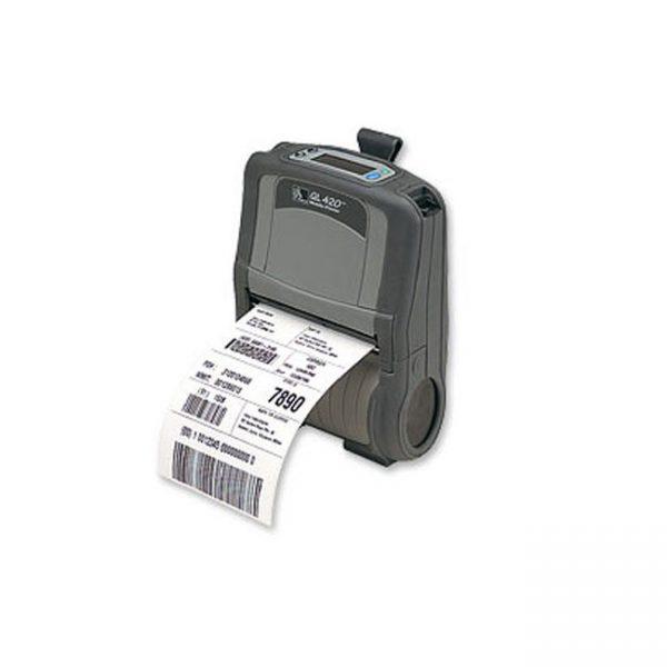 Мобилен етикетен принтер Zebra QL420