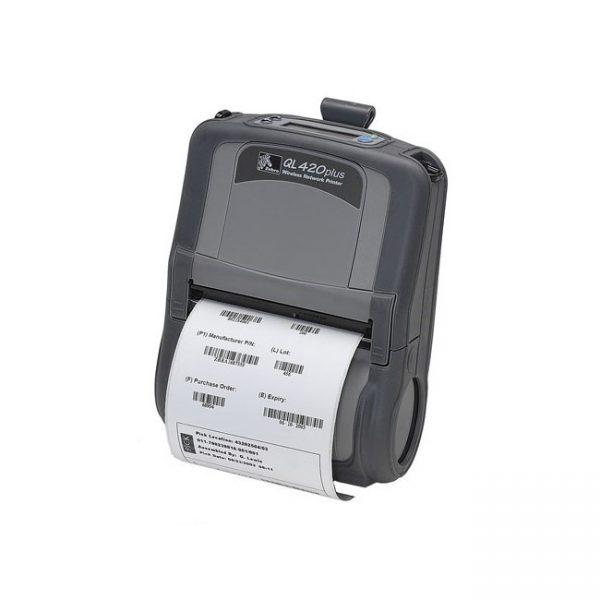 Мобилен етикетен принтер Zebra QL420 Plus