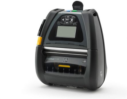 Zebra QLn420 мобилен принтер