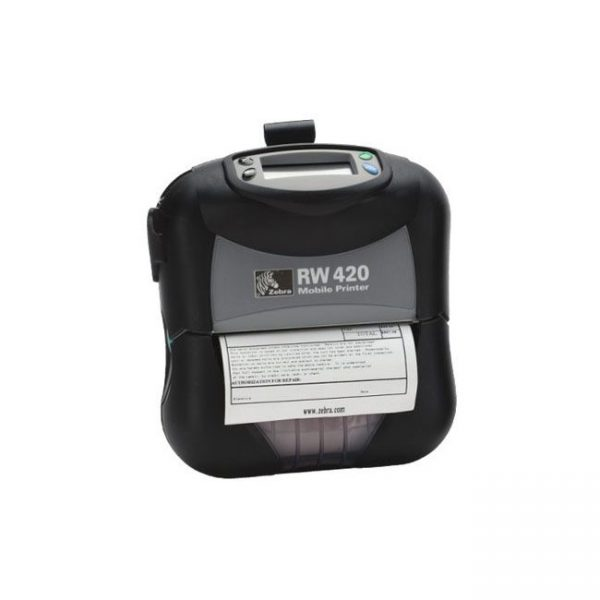 Мобилен етикетен принтер Zebra RW420