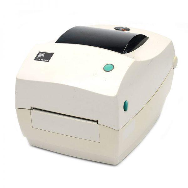 Настолен етикетен принтер Zebra TLP2844-Z