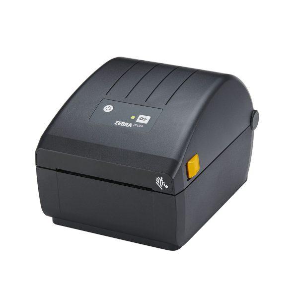 Zebra ZD220D термо-директен принтер - снимка 2