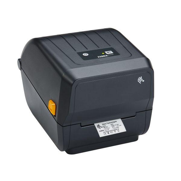 Zebra ZD220T термо-трансферен принтер - снимка 1