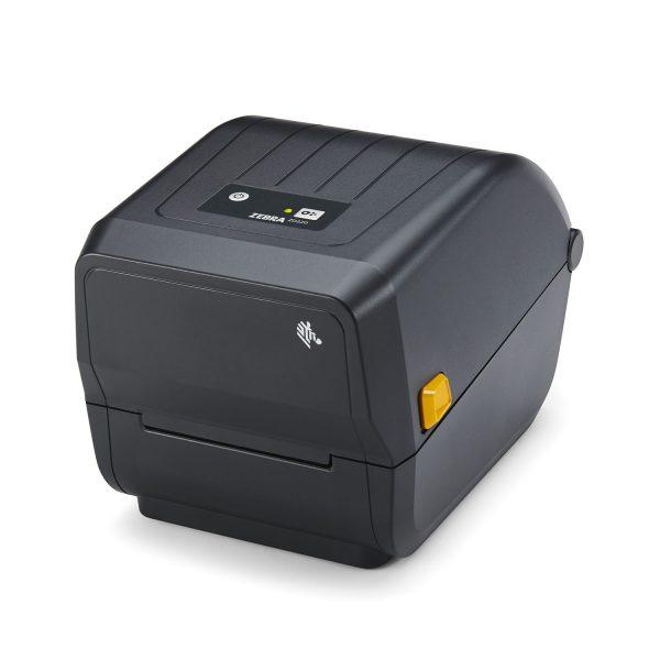 Zebra ZD220T термо-трансферен принтер - снимка 2