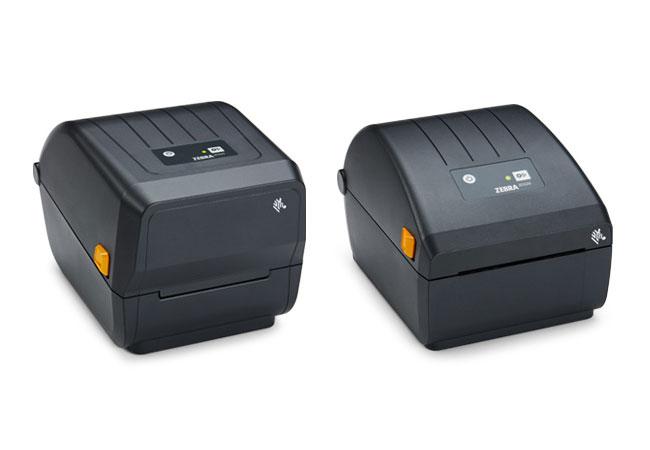 серията настолни етикетни принтери Zebra ZD220