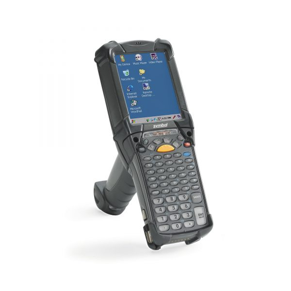Zebra MC9200 индустриален мобилен компютър - снимка 1
