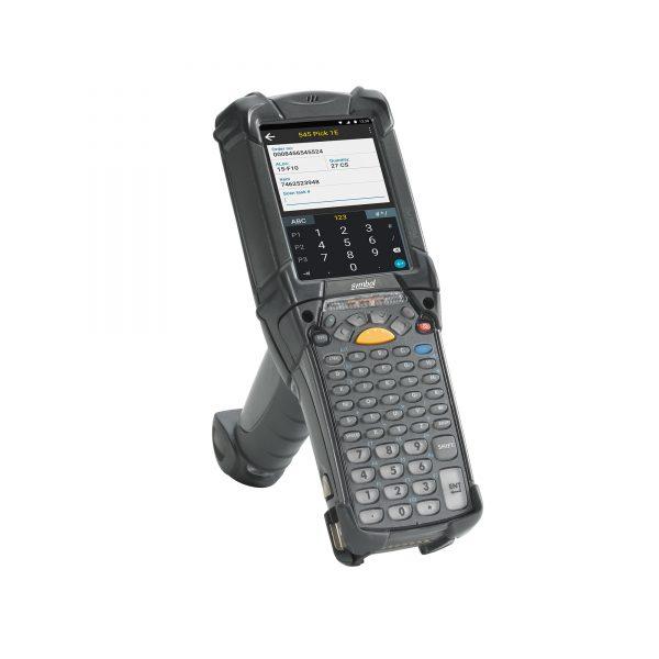 Zebra MC9200 индустриален мобилен компютър - снимка 2