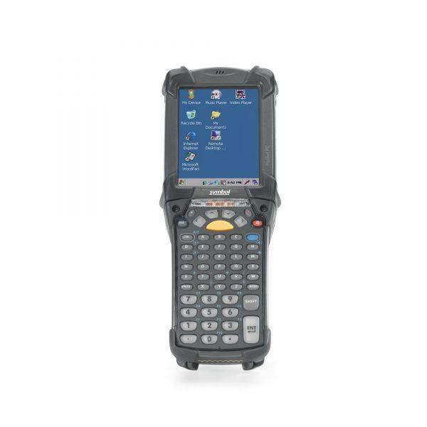 Zebra MC9200 индустриален мобилен компютър - снимка 4
