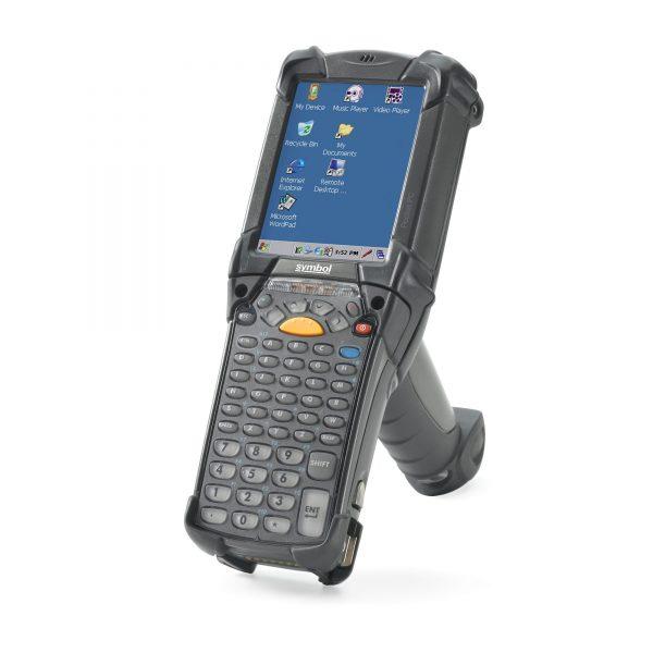 Zebra MC9200 индустриален мобилен компютър - снимка 5