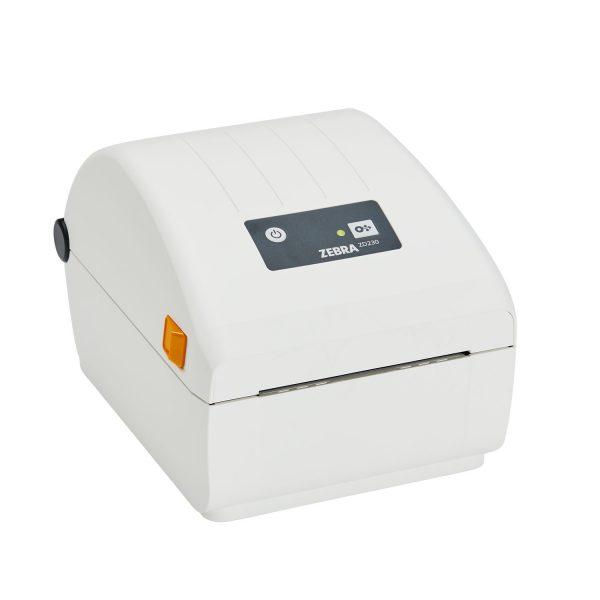 Zebra ZD230D термо-директен принтер - снимка 1