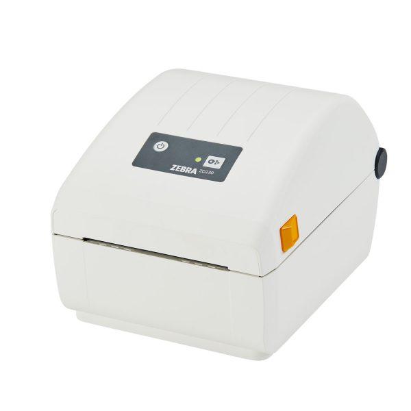 Zebra ZD230D термо-директен принтер - снимка 2