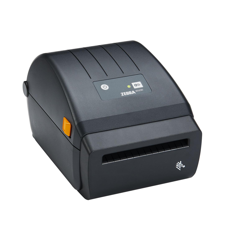 Zebra ZD230D термо-директен принтер - снимка 3