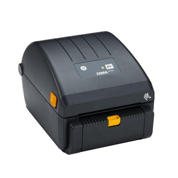 Zebra ZD230D термо-директен принтер - снимка 4