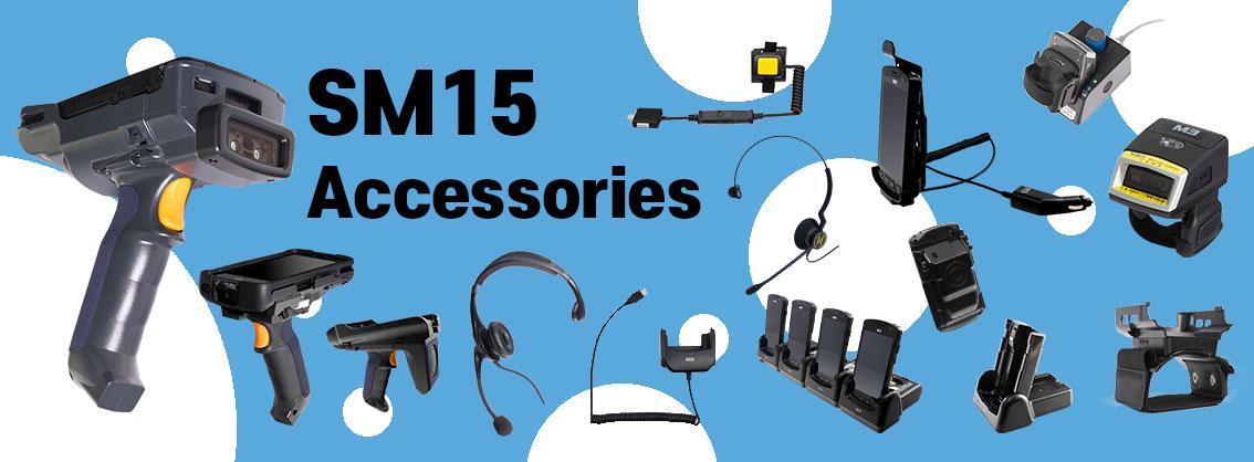 Мобилен компютър M3 Mobile SM15 аксесоари