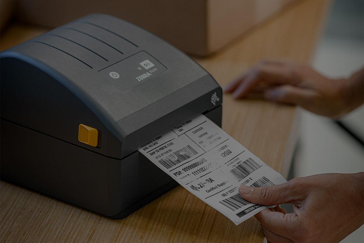 настолни етикетни принтери - снимка на корица