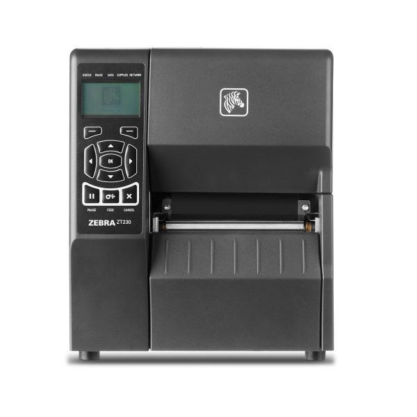 принтер Zebra ZT230 100mm 203dpi - снимка 3