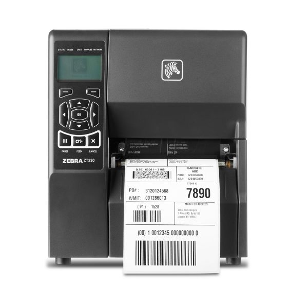 принтер Zebra ZT230 100mm 203dpi - снимка 4