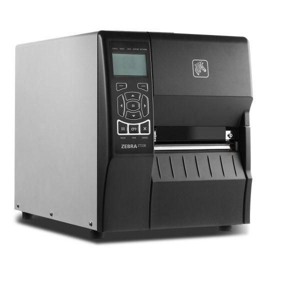 принтер Zebra ZT230 100mm 203dpi - снимка 5