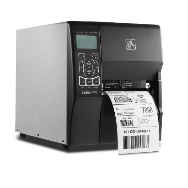 принтер Zebra ZT230 100mm 203dpi - снимка 6